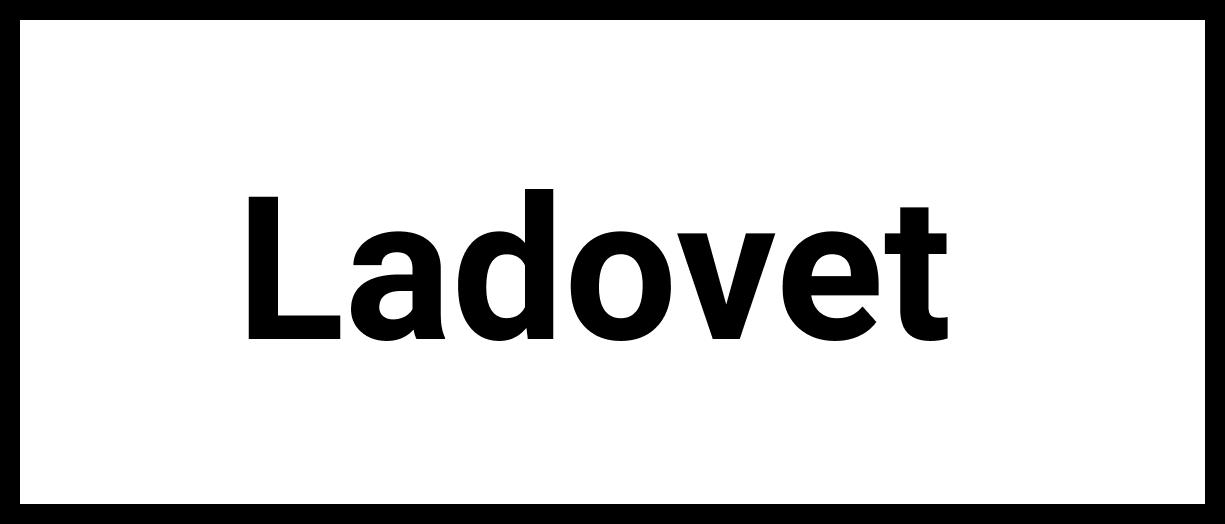 Ladovet.ru